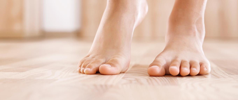 Foot posture